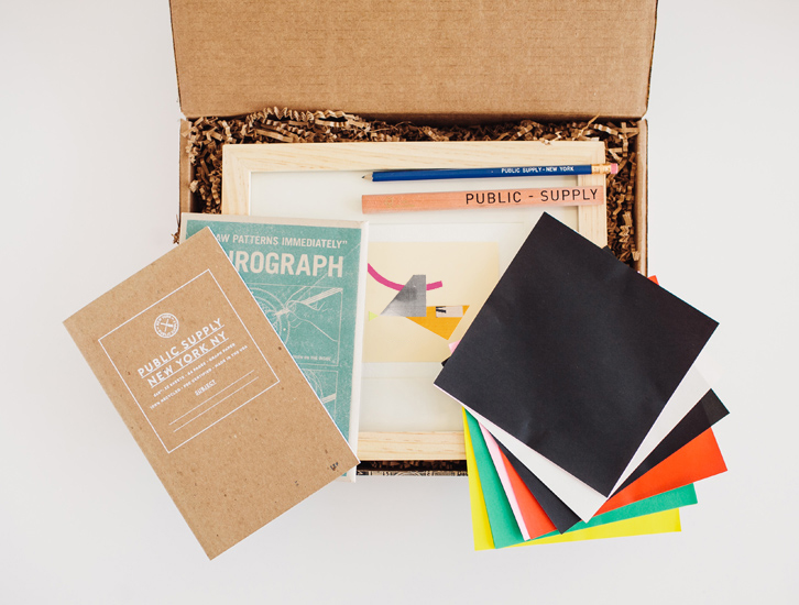 Art Subscription – Quarterly Co.