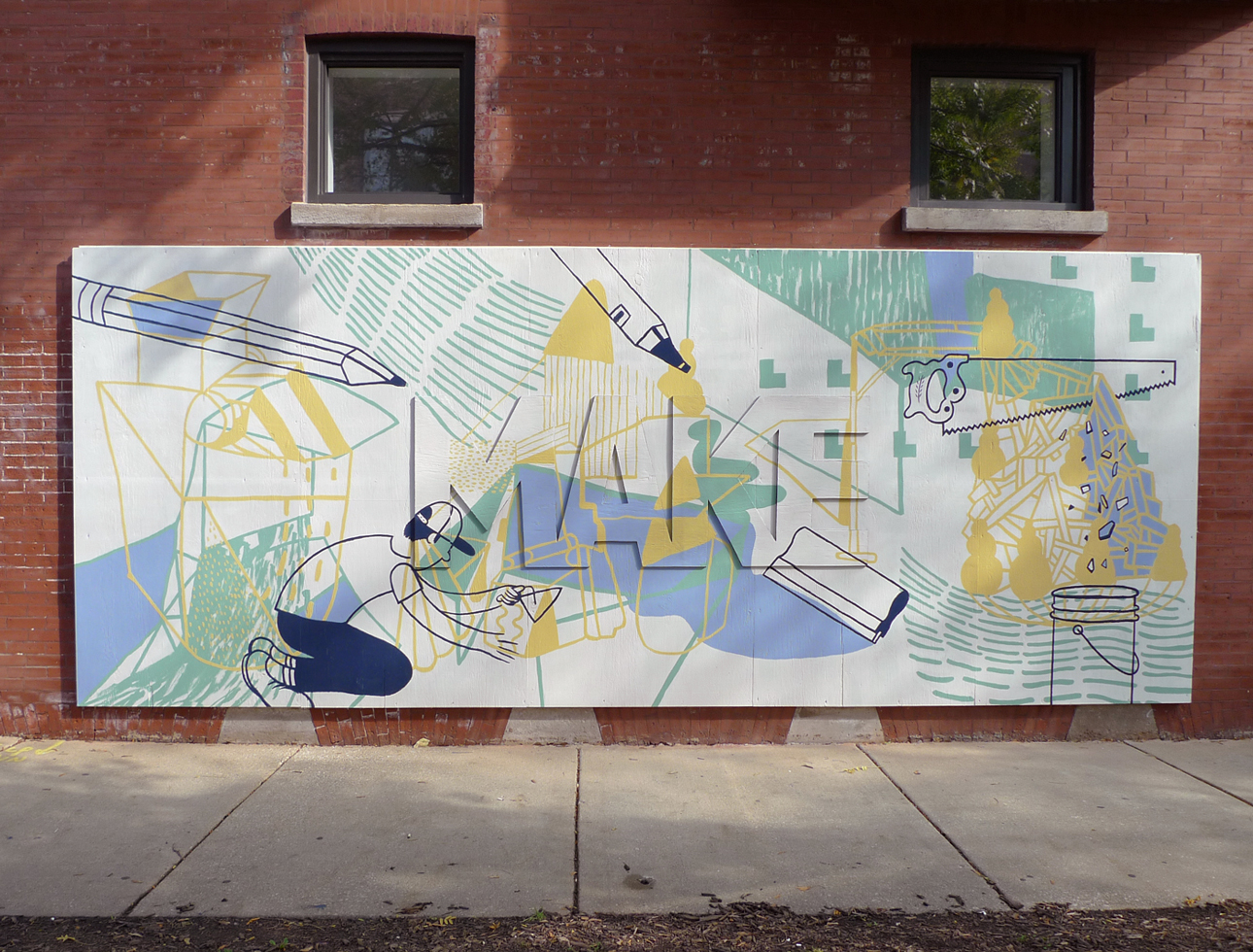Make Mural – Chicago Public Art