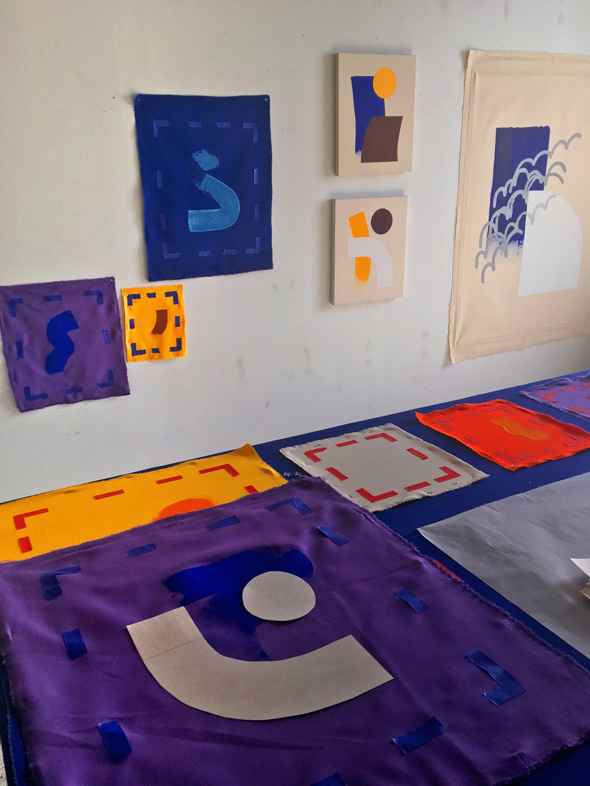 chadkouri-fall2019paintings-inprogress2
